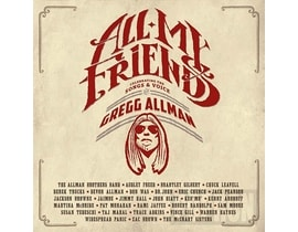 Gregg Allman - All My Friends, CD