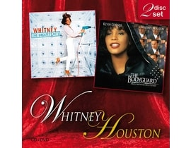 Whitney Houston - Bodyguard CD + Greatest Hits DVD, CD+DVD