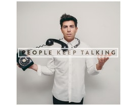 Hoodie Allen - People Keep Talking, CD