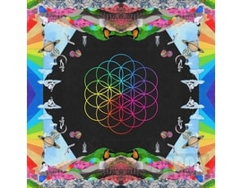 Coldplay - A Head Full of Dreams, CD