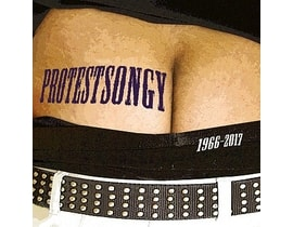 Various : Protestsongy 1966-2017, CD