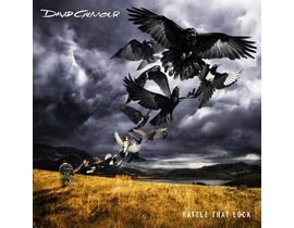 David Gilmour - Rattle That Lock, CD