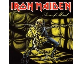 Iron Maiden - Piece Of Mind, CD