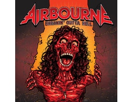 Airbourne - Breakin' Outta Hell, CD