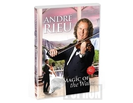 Andre Rieu - Magic Of The Waltz, DVD