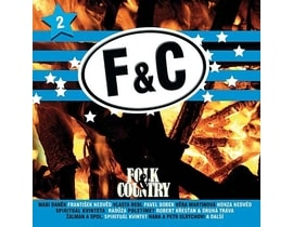 Různí - Folk  & Country  2, CD