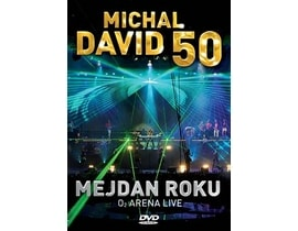 Michal David - Mejdan roku, DVD