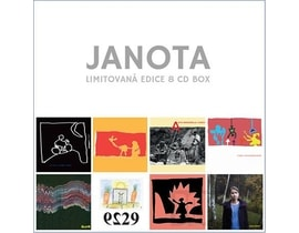 Oldřich Janota - Ultimate Nothing, 8 CD