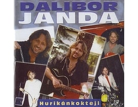 Janda Dalibor - Hurikánkoktejl (Best Of...), CD