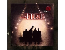 4tet - 2nd, CD