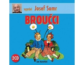 Broučci (Jan Karafiát), 2CD