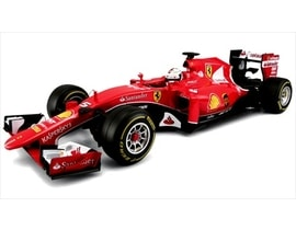 Bburago Ferrari Racing SF15 T 1:18
