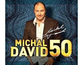 Michal David - 50, CD+DVD