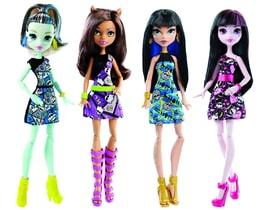 Monster High příšerka