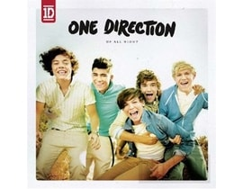 One Direction - Up All Night, CD