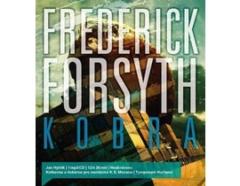 Jan Hyhlík - Forsyth: Kobra, MP3-CD