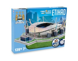 Nanostad: UK - Etihad (Manchester City)