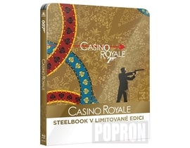 James Bond - Casino Royale (Steelbook), BD