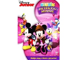 Disney Junior: Detektiv Minnie, DVD
