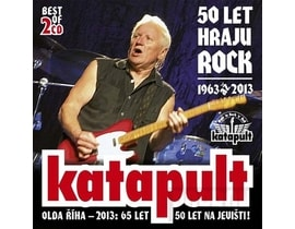 Katapult - 50 let hraju rock!, 2CD
