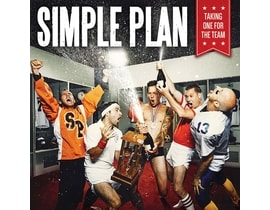 Simple Plan - Talking One For The Team, CD