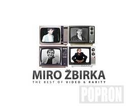 Miro Žbirka - The Best Of Video & Rarity, DVD