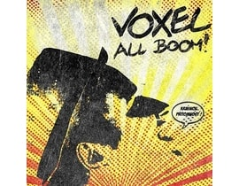 Voxel - All Boom!, CD