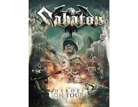Sabaton - Heroes On Tour, CD