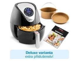 Power Air Fryer 3,2L Deluxe