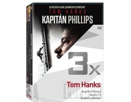 3x Tom Hanks, DVD