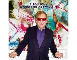 Elton John - Wonderful Crazy Night, CD