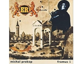 Michal Prokop a Framus Five - Město ER, CD