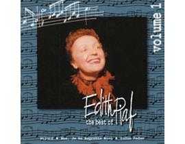 Edith Piaf - The Best of Volume 1, CD