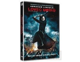 Abraham Lincoln: Lovec upírů, DVD