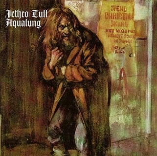 Jethro Tull - Aqualung (1971), CD