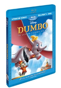 Dumbo Blu-ray + DVD (Combo Pack)