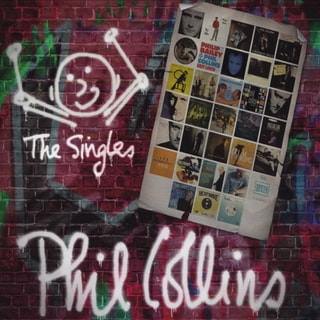Collins, Phil - The Singles, 3CD