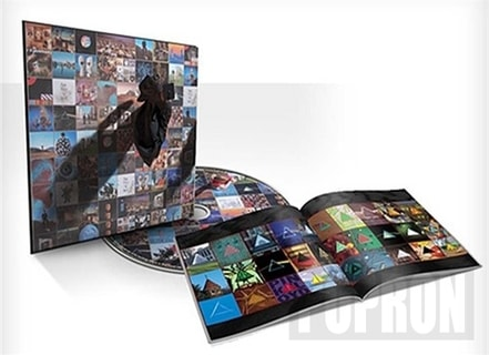 Pink Floyd - A Foot In The Door: The Best Of, CD-DIGIPACK
