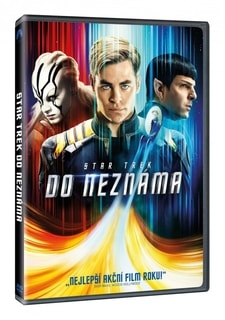 Star Trek: Do neznáma, DVD