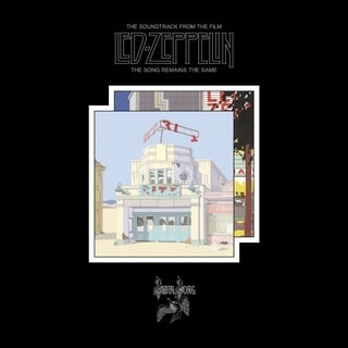 Led Zeppeli - The Song Remains The Same, 2 CD