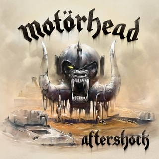 Motörhead - Aftershock, CD