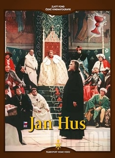 Jan Hus, DVD-DIGIPA
