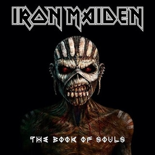 Iron Maiden - The Book of Souls,2 CD