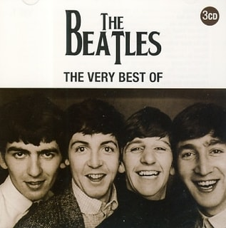 The Beatles : Very Best Of 3 CD ( Reedice)