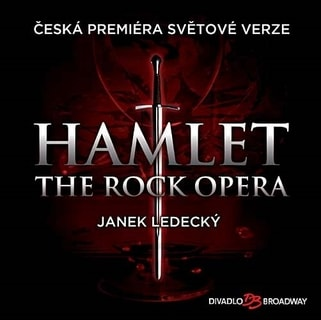 Muzikál - Hamlet (The Rock Opera), CD