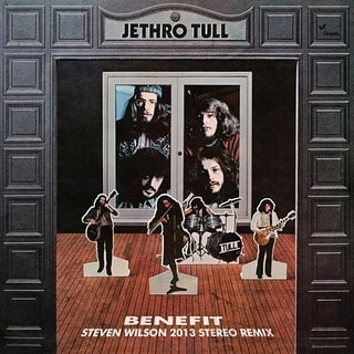 Jethro Tull - Benefit, CD