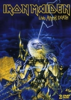 Iron Maiden - Live After Death, 2DVD