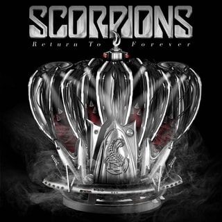 Scorpions Return To Forever, CD