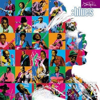 Jimi Hendrix - BLUES, CD