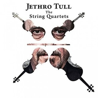 Jethro Tull - Jethro Tull - The String Quartets, CD